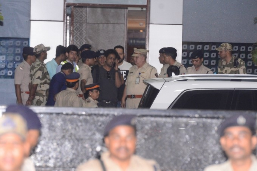 Salman Khan At Airport Photos