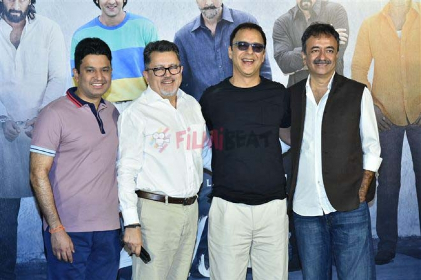 Sanju Teaser Launch Photos