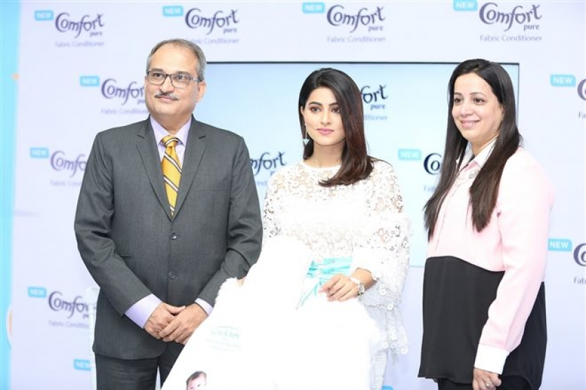 Sneha Prasanna Launches Comfort Pure Photos