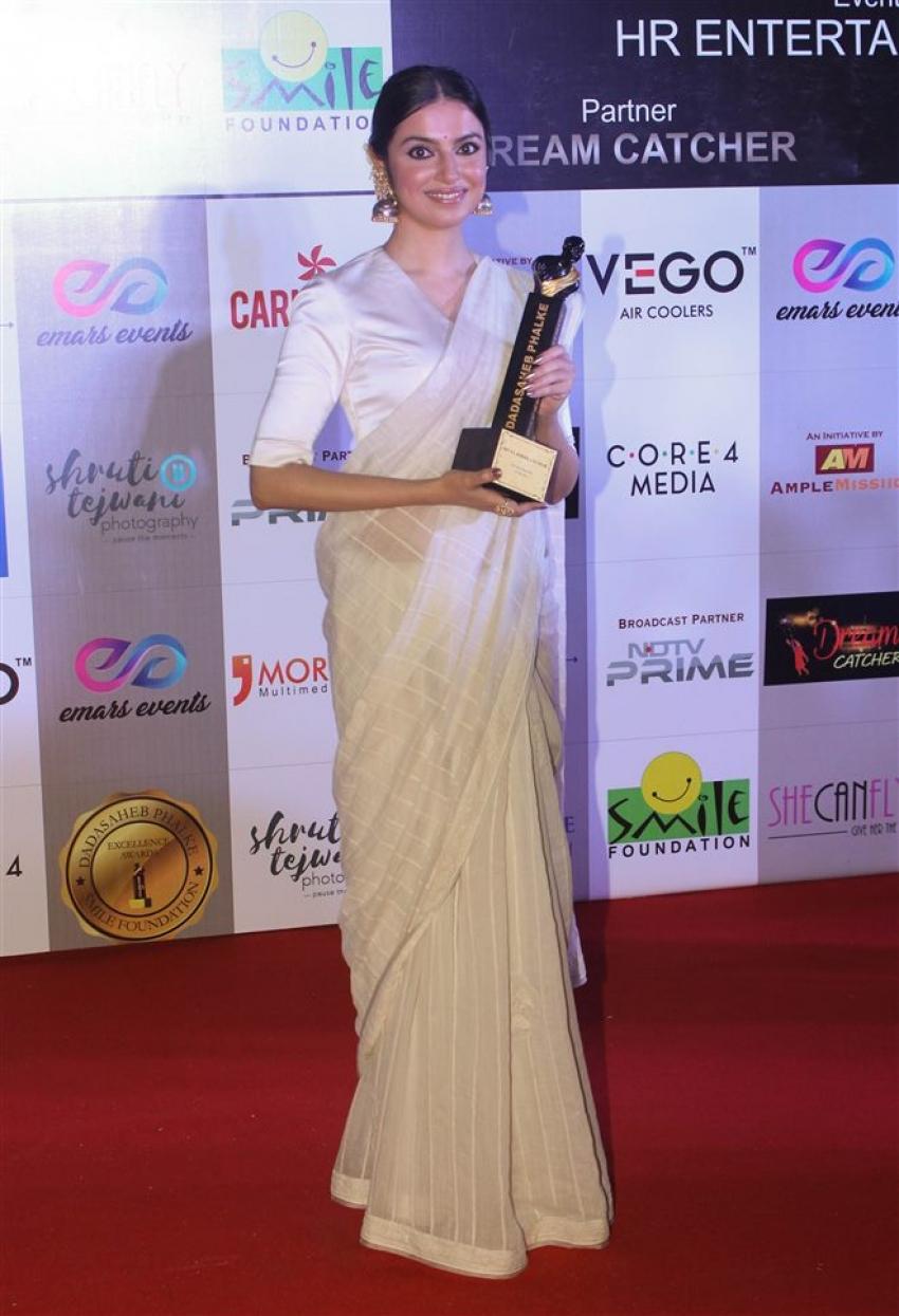 Star Studded Dadasaheb Phalke Excellence Awards 2018 Photos