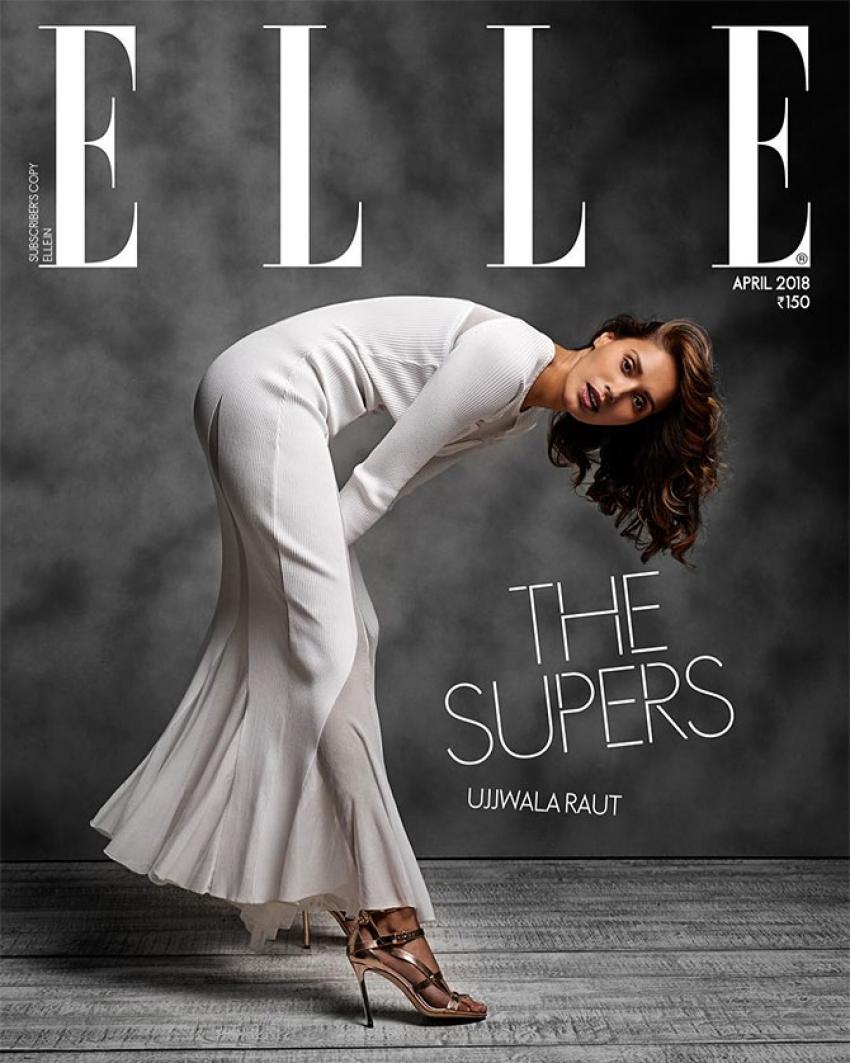 Supermodel Of India Retunites For Elle Magazine Photoshoot Photos