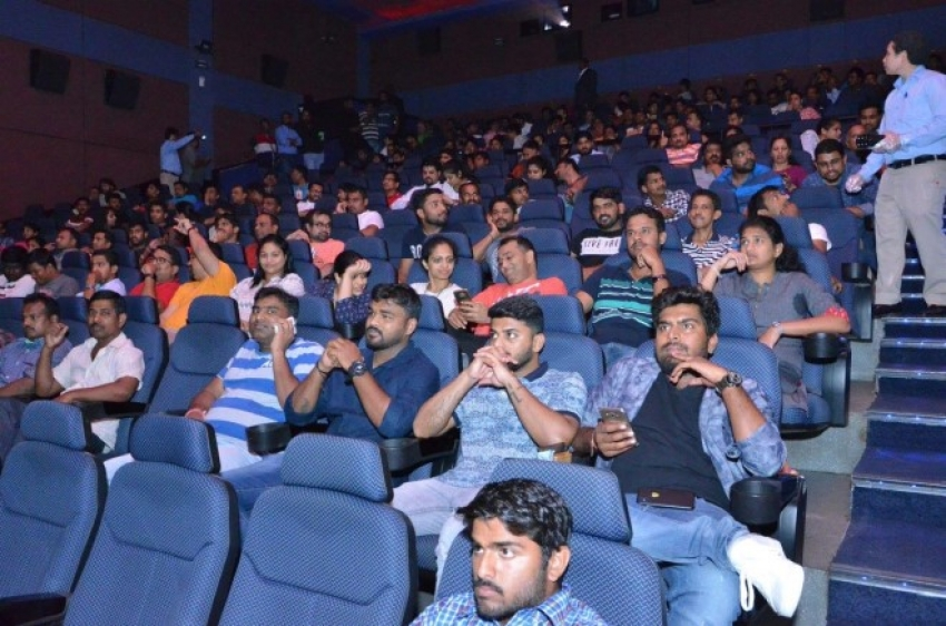 Tagaru Movie Success Calibration At Dubai Photos