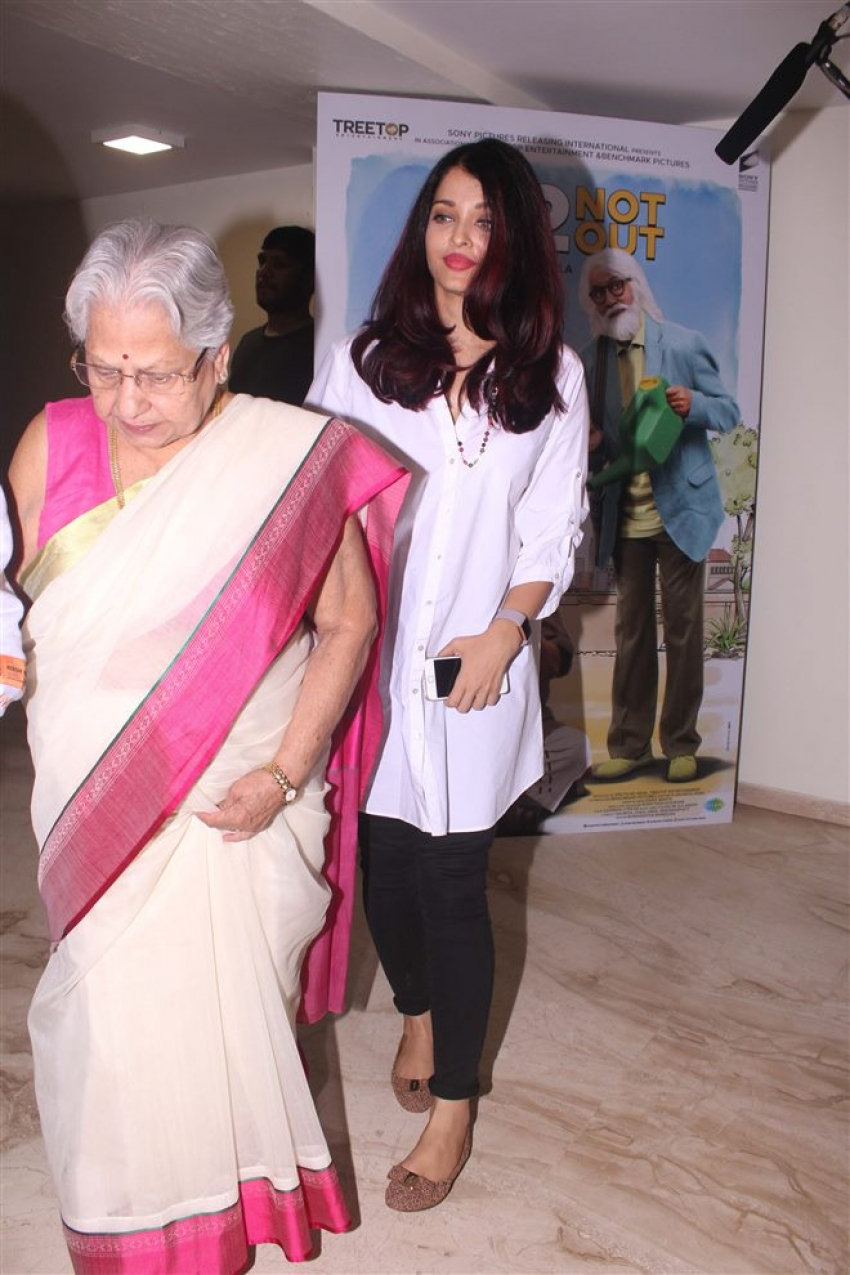 102 Not Out Special Screening Photos