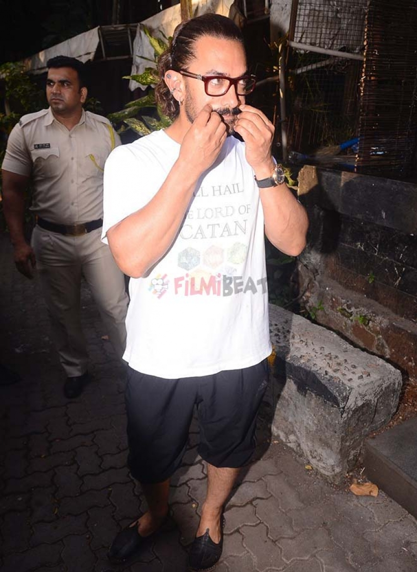 Aamir Khan Photos