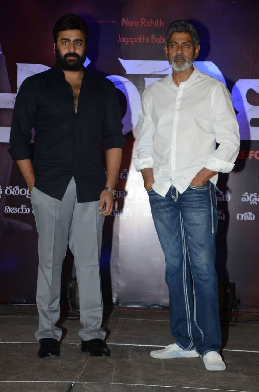 Aatagallu Movie Pressmeet Photos
