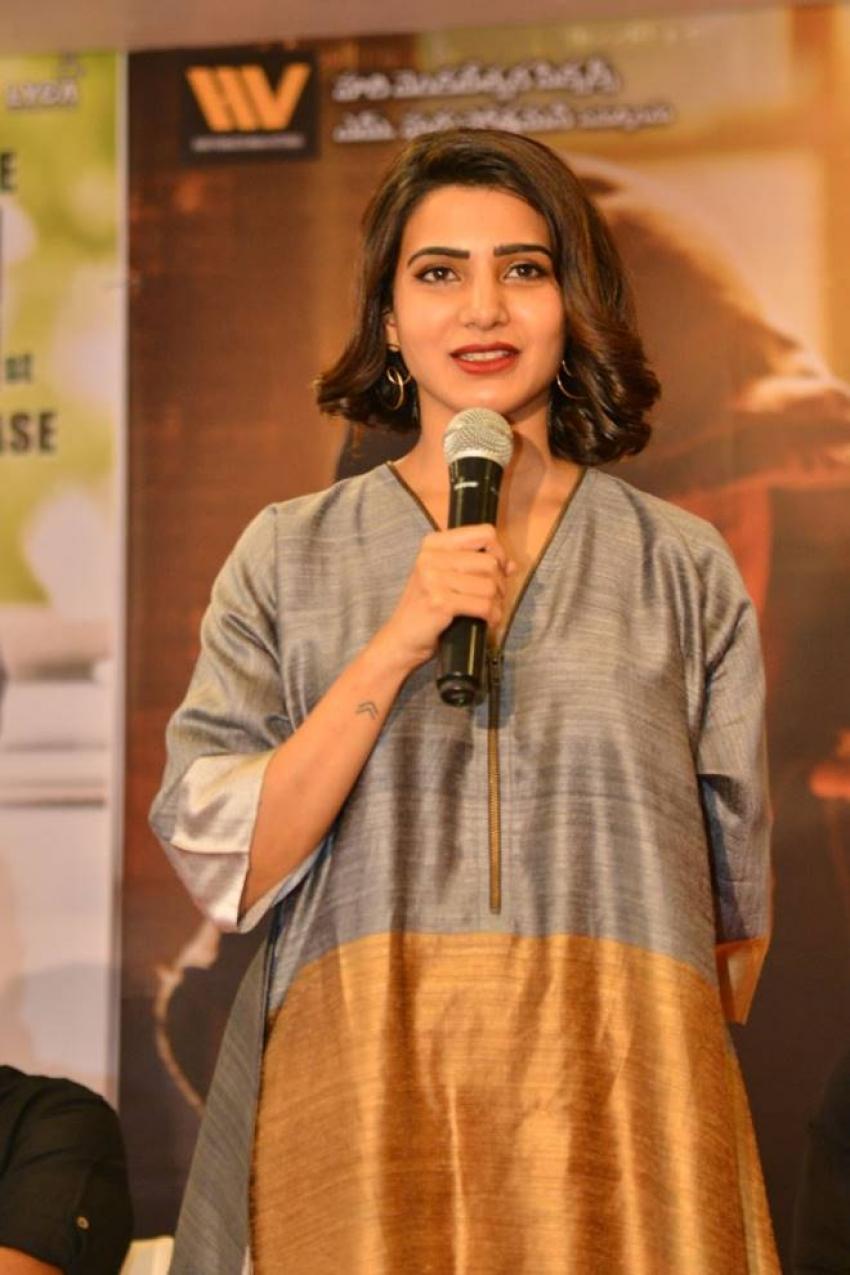 Abhimanyudu Press Meet Photos