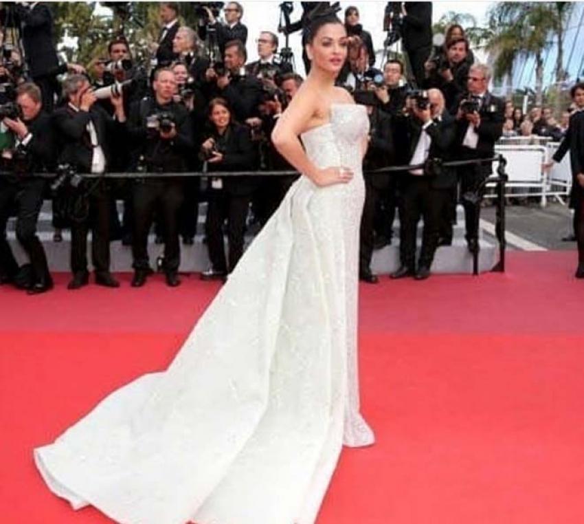 Aishwarya Rai Bachchan Cannes 2018 Photos
