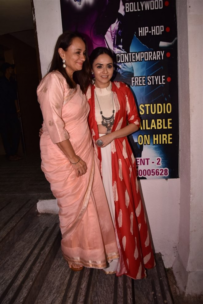 Alia Bhatt's Raazi Movie Premiere Photos