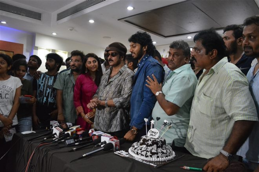 Crazy Star Ravichandran Birthday Celebration 2018 Photos