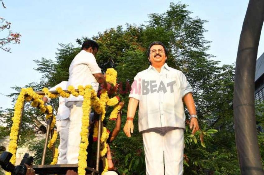 Dasari Narayana Rao's Statue Opening Event Photos