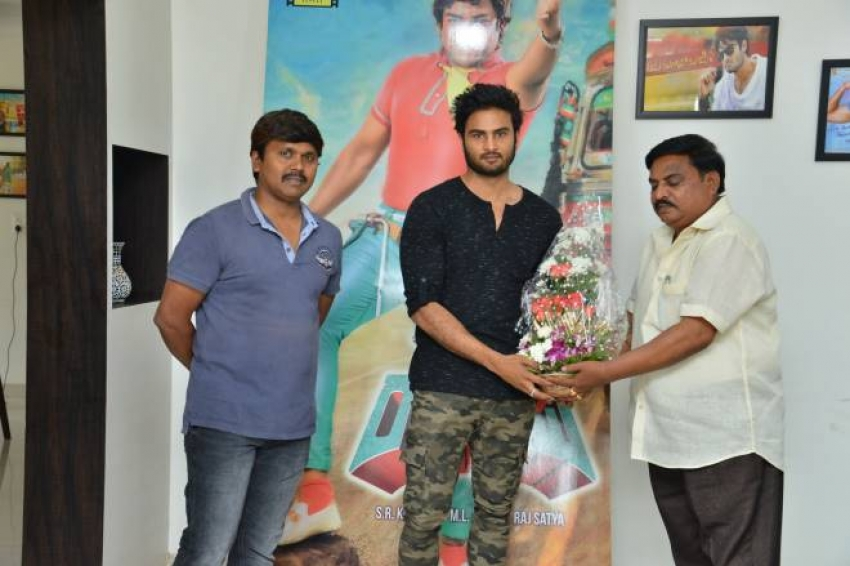 Driver Ramudu  Teaser  Release Photos