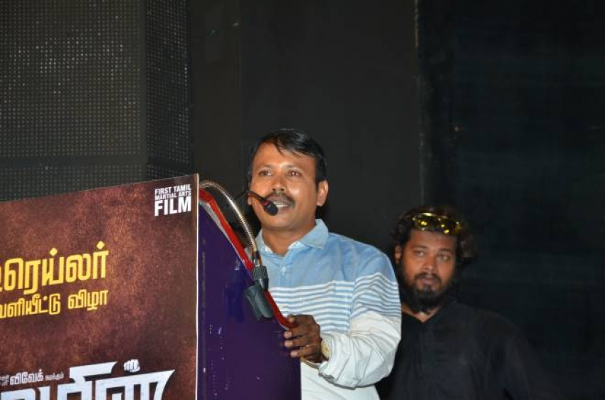 Ezhumin Trailer Launch Photos