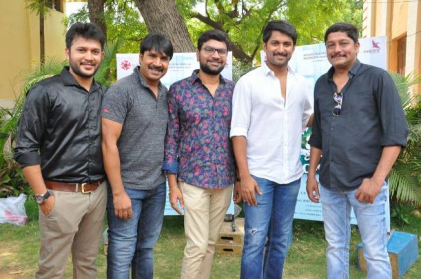 Jambhalakidi  Pamba Movie Teaser Release Photos