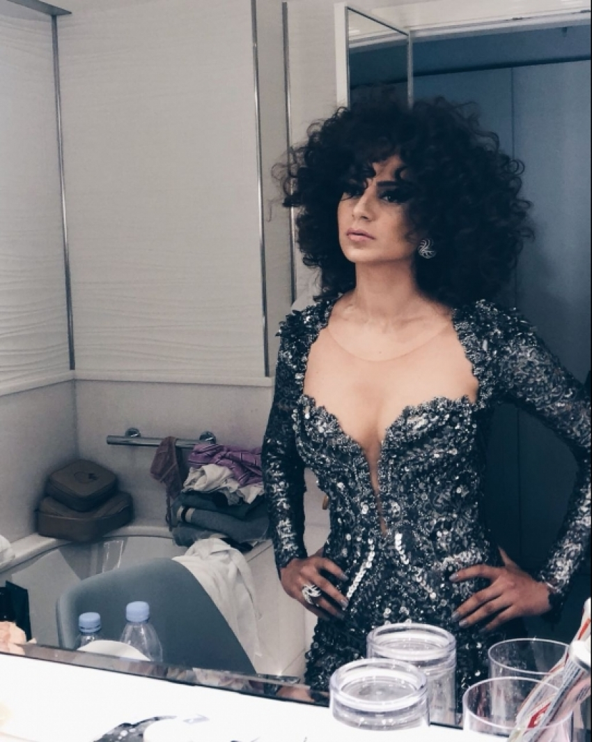 Kangana Ranaut For Cannes 2018 Photos