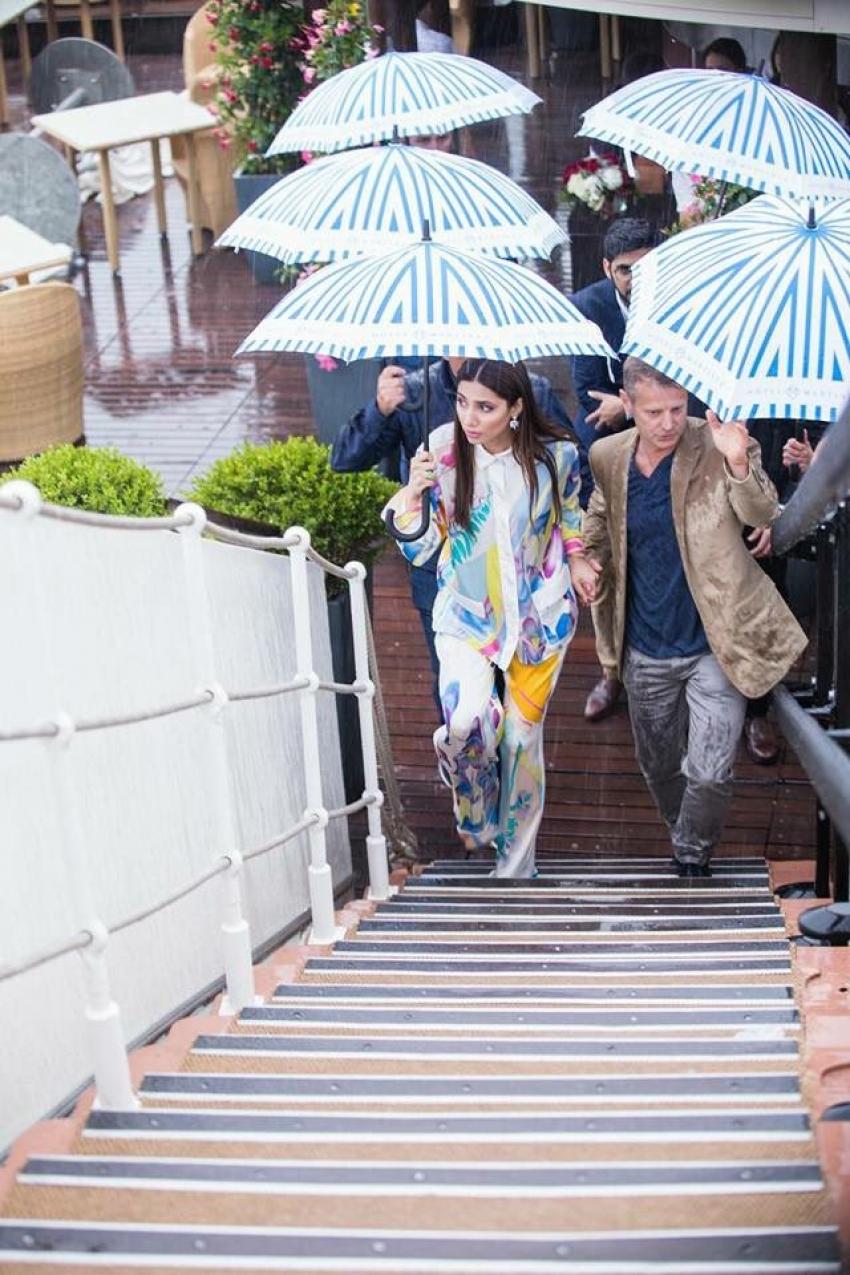 Mahira Khan At Cannes 2018 Photos