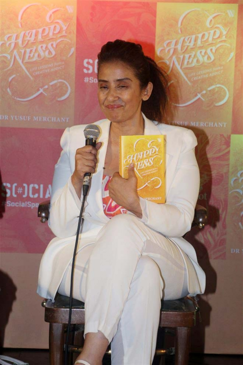 Manisha Koirala Book Launch Photos