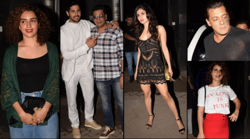 Mukesh Chhabra's Birthday Bash 2018 Photos