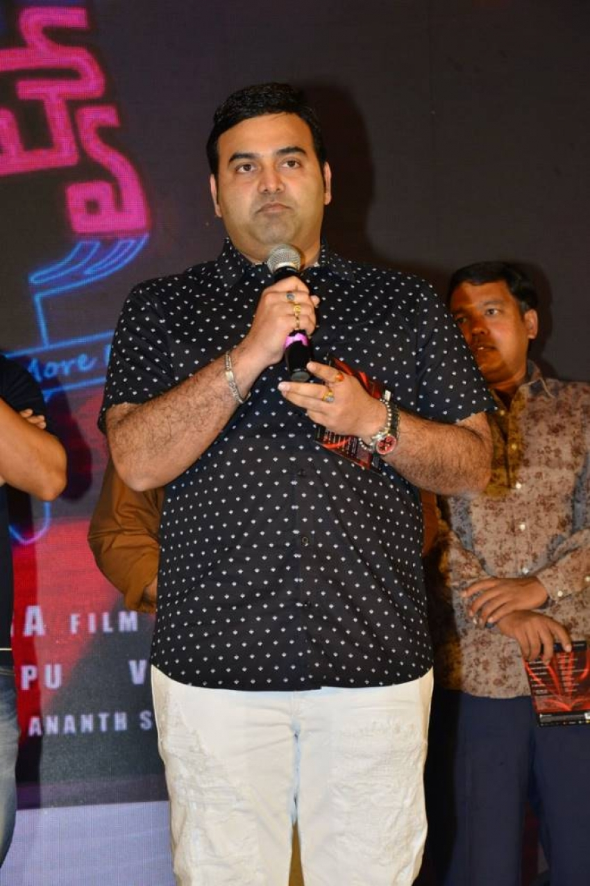 Naa Nuvve Movie Audio Release Photos
