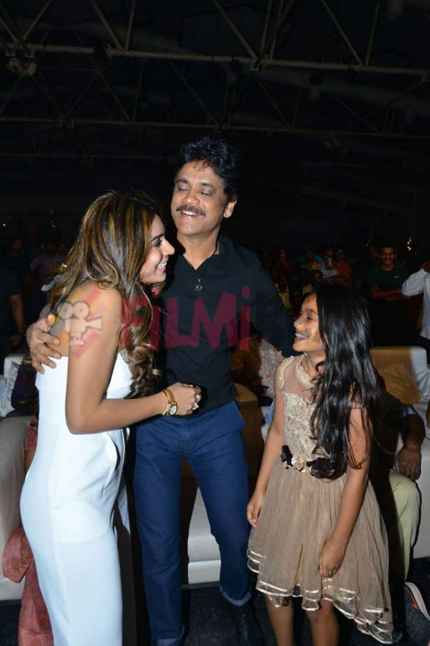 Officer Movie Pre Release Function Photos