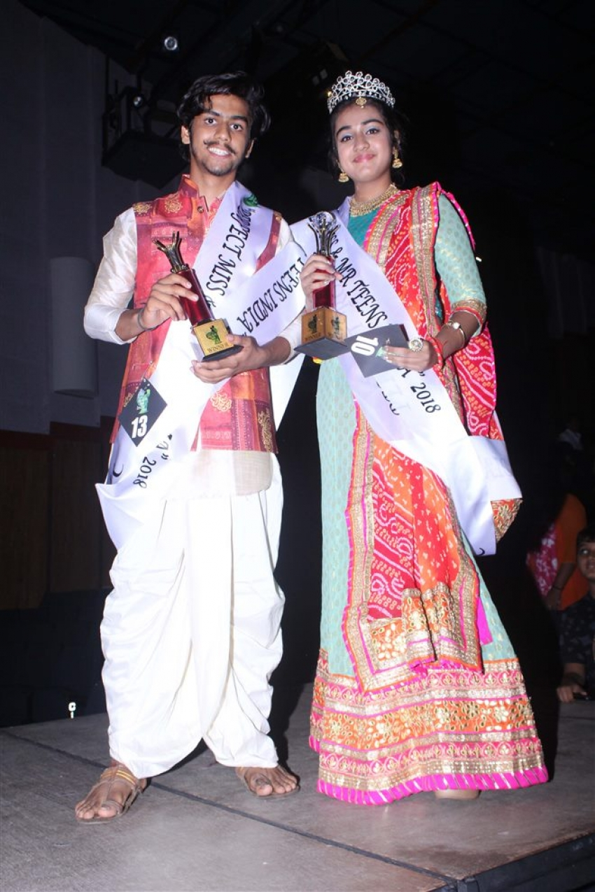 Perfect Miss And Mr Teen India 2018 Photos