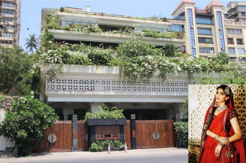 Photos Of Sonam Kapoor Wedding Venue Photos