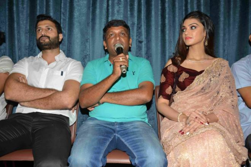 Ramadhnya Press Meet Photos