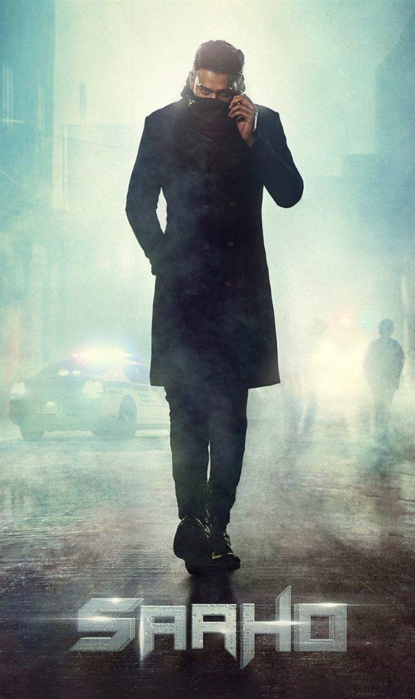 Saaho Photos