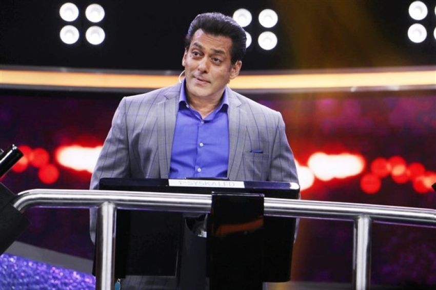 Salman Khan's Dus Ka Dum Press Meet Photos
