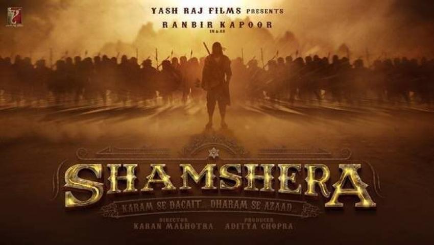 Shamshera Photos