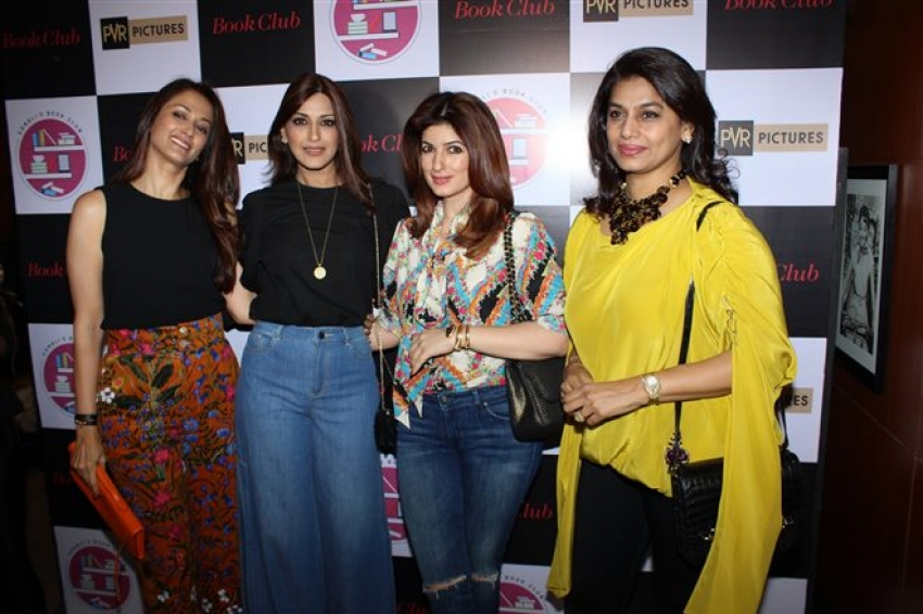 Sonali Bendre Book Launch Photos