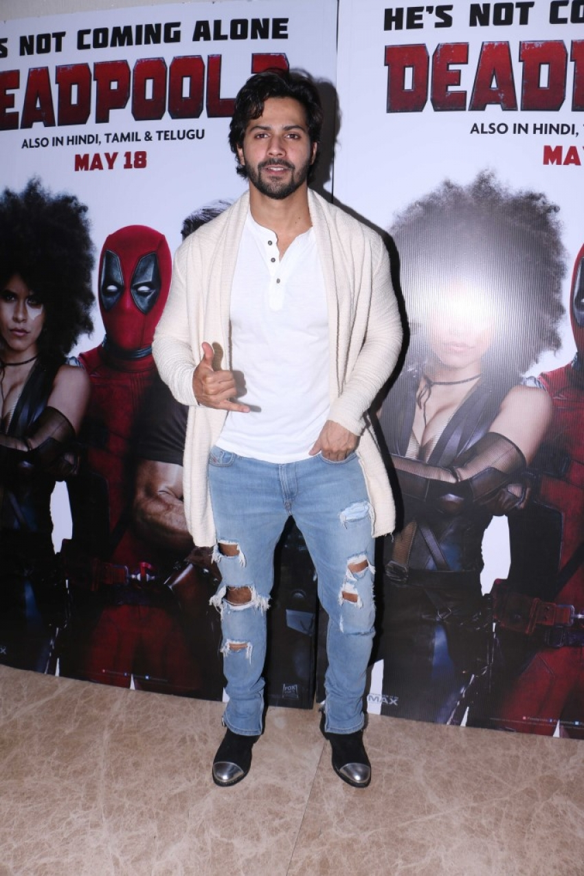 Special Screening Of Deadpool 2 Photos