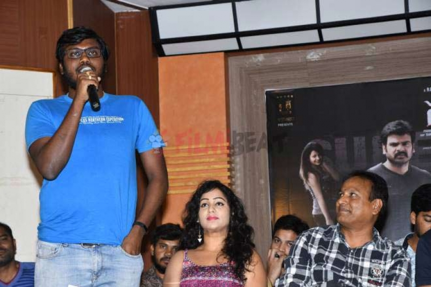 Super Sketch Movie Pressmeet Photos