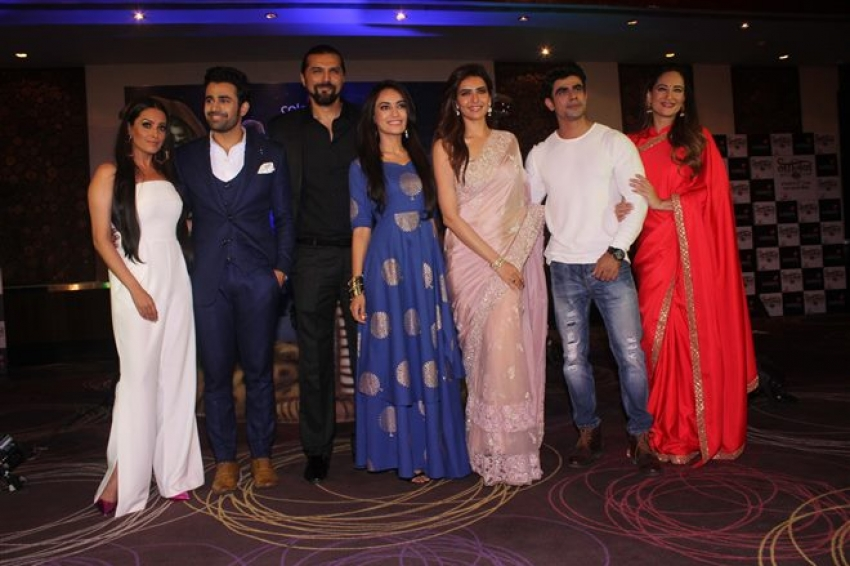 Television Serial Naagin 3 Launch Photos