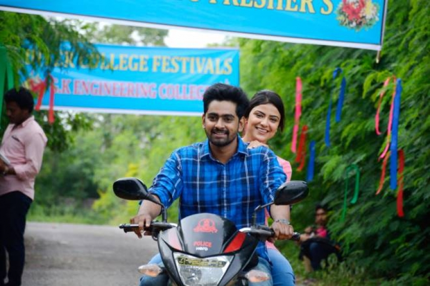 Tharuvatha Evaru Movie Stills Photos
