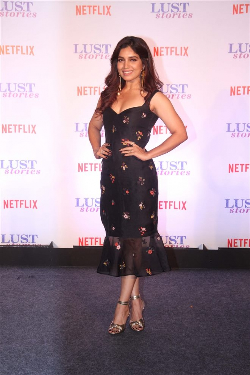The Trailer Launch Of Lust Stories Photos