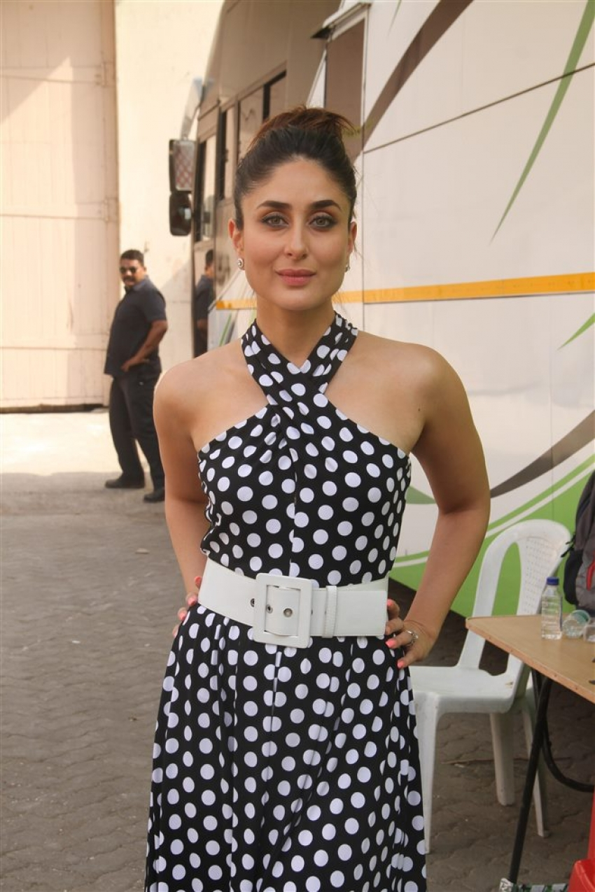 Veere Di Wedding Movie Promotion In Mumbai Photos