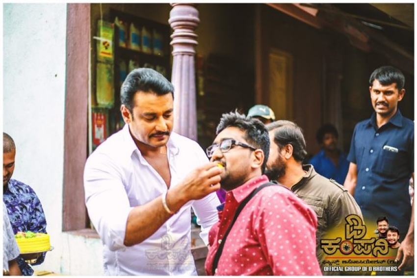 7 Years For Darshan Dans's D Company Photos