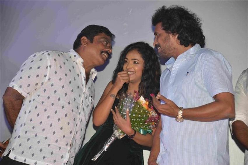 Aa Karala Ratri Audio Release Function Photos
