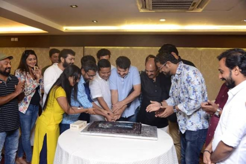 Abrahaminte Santhathikal Success Celebration Photos