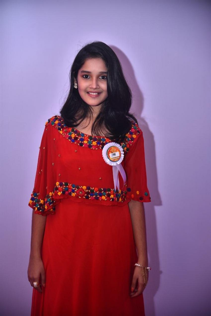 Baby Anikha Photos