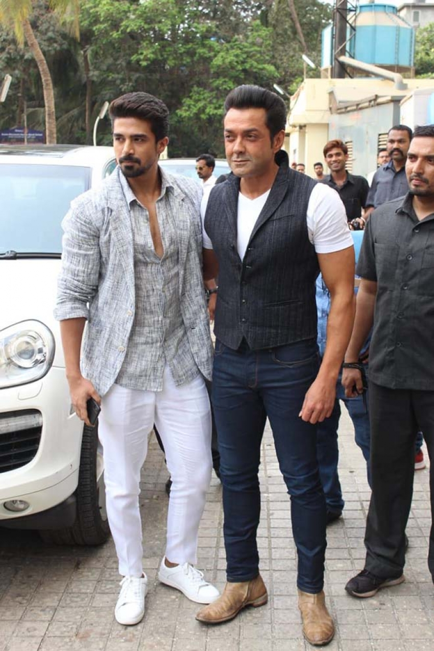 Grand Music Launch Of Allha Duhai From Race 3 Photos
