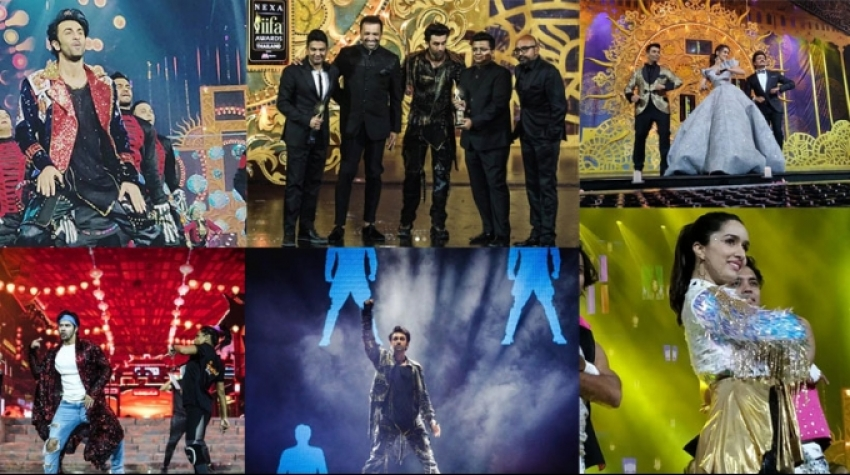 IIFA Awards 2018 Photos