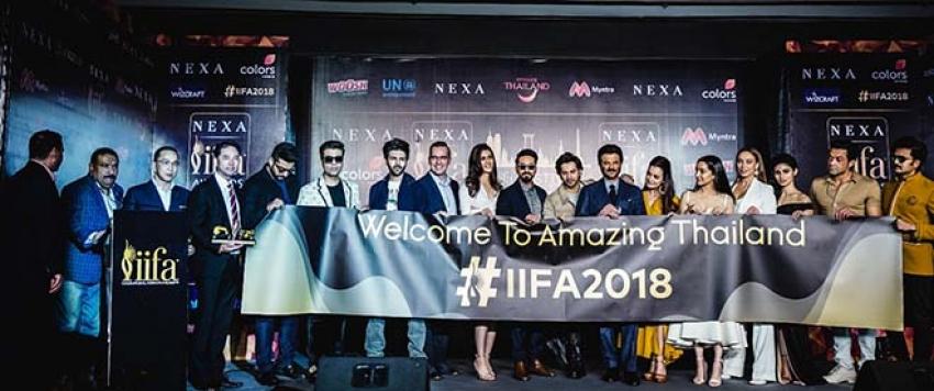 IIFA Weekend 2018 Press Conference Photos