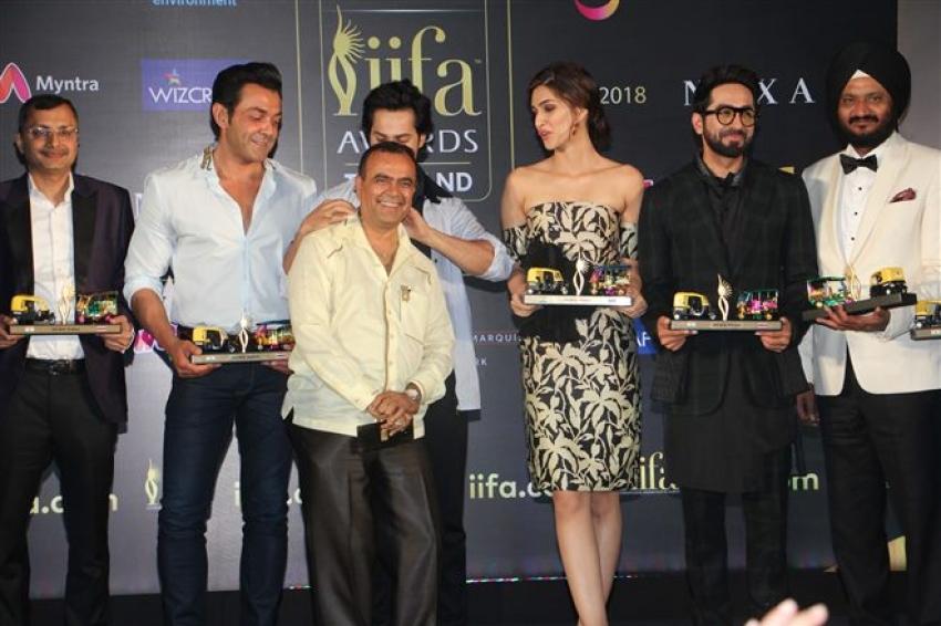 IIFA Weekend And Awards 2018 Mumbai Press Conference Photos