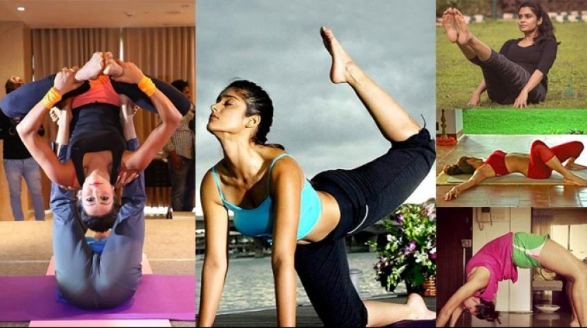 International Yoga Day Special Photos
