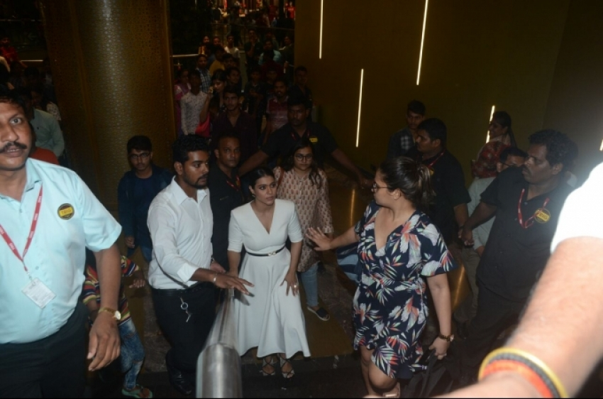 Kajol At Helath And Glow Store Launch In Phoenix Photos