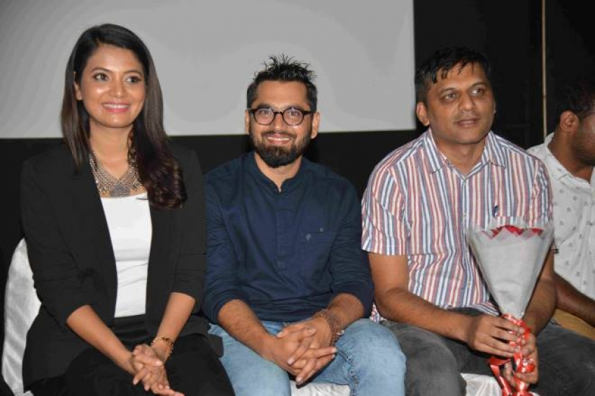 Kalbettada Darodekoraru Movie Press Meet Photos