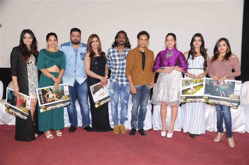 Kannada Celebrity Calendar Launch 2018 Photos