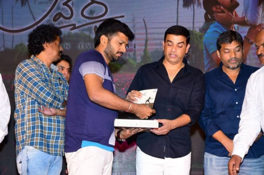 Lover Movie Audio Launch Photos