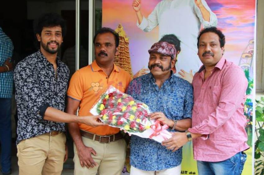 Maniyar Kudumbam Movie Audio Launch Photos
